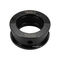 Насадка для прес-кліщів YT-21750 YATO TH26 мм