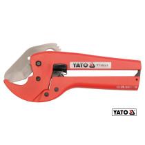 Труборіз автоматичний для ПВХ труб YATO 42 мм