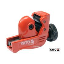 Труборіз роликовий YATO для труб 3-22 мм