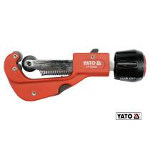 Труборіз роликовий YATO для труб 3-32 мм