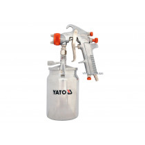 Пульверизатор YATO 1.8 мм з нижнім баком 1 л