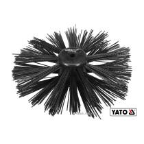 Щітка для очищення каналізації YATO 20 см з нейлона і поліпропіленового ворса до YT-24980