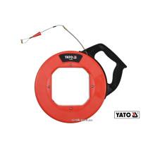 Пристрій для протягування кабелів на бобіні YATO 30 м x 4 мм