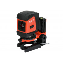 Нівелір лазерний самонівелюючий YATO дальність- 20 м, точність- ±1.5 мм / 5 м