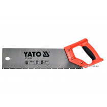 Ножівка по ПВХ і пластику YATO 440/350 мм 17TPI
