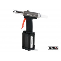 Пневмозаклепочник YATO для заклепок 2.4-5 мм 54 л/хв
