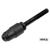 Перехідник (адаптер) YATO SDS-Max x SDS Plus 220 мм