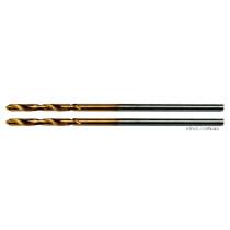 Свердла по металу титанові YATO : HSS-TIN, Ø= 1.5 мм, l= 40/18 мм, 2 шт
