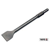 Долото плоске YATO HEX 450 x 75 мм