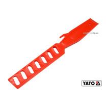 Міксер ручний до фарби пластиковий перфорований YATO