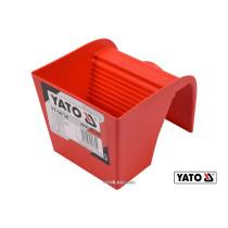Ванночка пластикова з універсальним кріпленням для малярних робіт YATO
