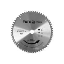 Диск пиляльний по дереву YATO 305 x 30 x 3.2 x 2.2 мм 60 зубців R.P.M до 5000 1/хв
