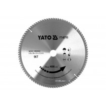 Диск пиляльний по дереву YATO 315 x 30 x 3.2 x 2.2 мм 96 зубців R.P.M до 4900 1/хв