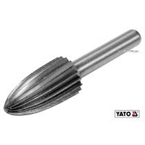 Фреза конусна по металу YATO Ø13 x 25/55 мм HSS 4241 хвостовик- Ø6 мм