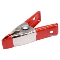 Струбцина-прищіпка пружинна металева YATO 50 мм 20/20 мм