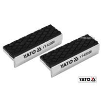 Губки змінні до лещат YATO 75 х 30 х 10 мм