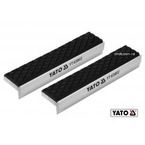 Губки змінні до лещат YATO 125 х 30 х 10 мм
