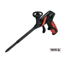 Пістолет для нанесення монтажної піни YATO алюмінієвий