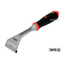 Цикля-скребок YATO 260 мм з лезом 52 мм + викруткова насадка PH2