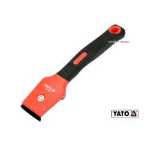 Цикля-скребок YATO 220 мм з лезом 40 мм