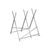 Козли розкладні для розпилювання дерев'яних колод YATO 150 кг 920 x 1020 мм