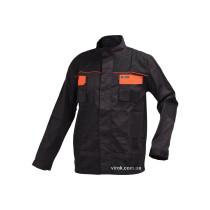 Куртка робоча YATO, розмір XXXL; 65%- поліестер, 35%- бавовна