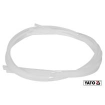 Стержні поліпропіленові для зварювання/пайки пластику YATO 2.5 x 5 мм x 1 м 300°C 5 шт