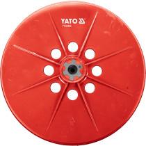 Насадка кругла для шліфмашин YT-82340 і YT-82350 YATO, Ø225 мм
