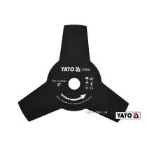 Ніж трьохсторонній до газонокосарок YT-85001/YT-85003 YATO Ø255 x 25.4 мм