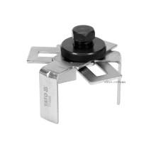 Ключ 3-лапковий YATO до паливних помп 75-160 мм