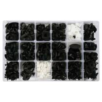 Набір кріплень автомобільної обшивки NISSAN YATO 18 типорозмірів 418 шт