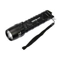 Ліхтар світлодіодний XPG3 CREE YATO 6 Вт 500 лм 4 х АА