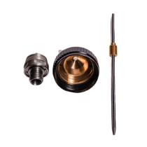 Деталі змінні до пульверизатора YT-2340 YATO з соплом Ø= 1,4 мм, компл. 3 шт.