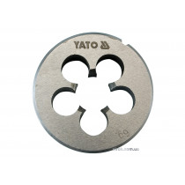 Плашка YATO М24 х 3 мм HSS M2 300 г