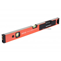Рівень електронний алюмінієвий YATO з лазерним променем 61 см