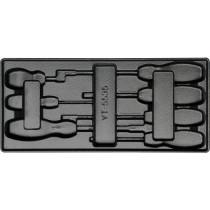 Вклад до інструментальної шафи пустий YATO, для викруток YT-5535