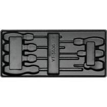 Вклад до інструментальної шафи пустий YATO, для викруток YT-5536
