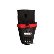 Кобура на пояс для акумуляторного дриля YATO