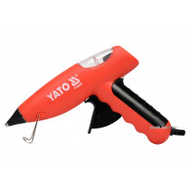 Пістолет термоклейовий мережевий 230 В YATO : 20/80 Вт, для стержнів Ø= 11 мм