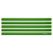 Стержні клейові зелені YATO 11.2 x 200 мм 5 шт