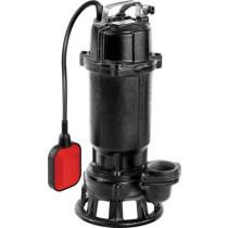 """Насос для брудної води мережевий чавунний YATO: 400Вт, 12000 л/год, макс. висота- 7.5 м, 2"""""""