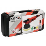 Ексцентрикова полірувальна машина YATO YT-82200