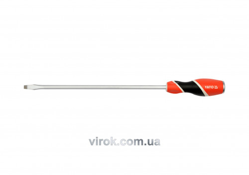 Отвертка плоская ударная YATO SL6 x 250 мм