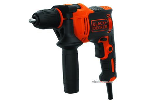 Дрель ударная Black+Decker 550 Вт