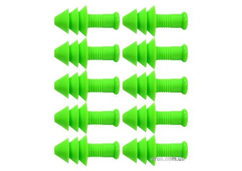 Берушы шумозащитные силиконовые YATO 31 дБ 5 пар