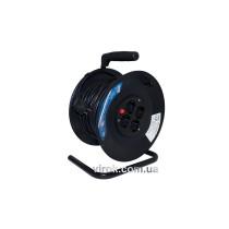 Удлинитель электрический на катушке BEMKO 40 м 1 мм² 4 гнезда