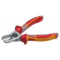 Ножницы NWS 160 мм для кабеля Al/Cu 16 мм с изолированными ручками VDE до 1000 В