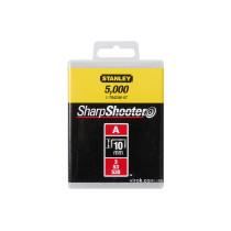 "Скоба для степлера STANLEY ""Light Duty"" тип ""А"", h= 10 мм, 5000 шт."