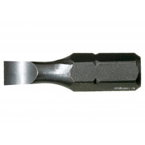 "Насадка отверточная USH 1/4"" плоская SL3.5 х 0.6 x 25 мм 10 шт"