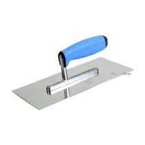 Терка с нержавеющей стали ТМ VIROK PROFI 270 x 130 мм двухкомпонентная ручка